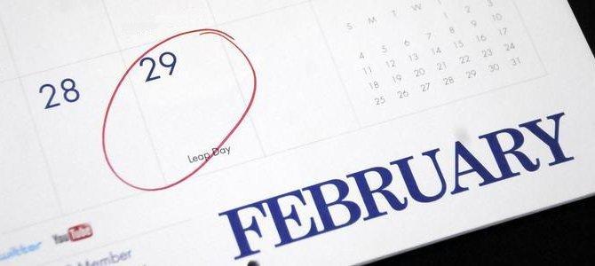 Hướng dẫn cách tính năm nhuận theo Dương lịch chính xác nhất hiện nay