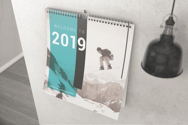 Tập hợp tất cả các các mẫu lịch đẹp 2020