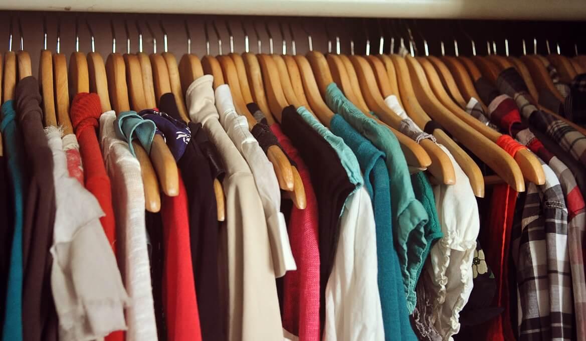 Giấc mơ thấy quần áo