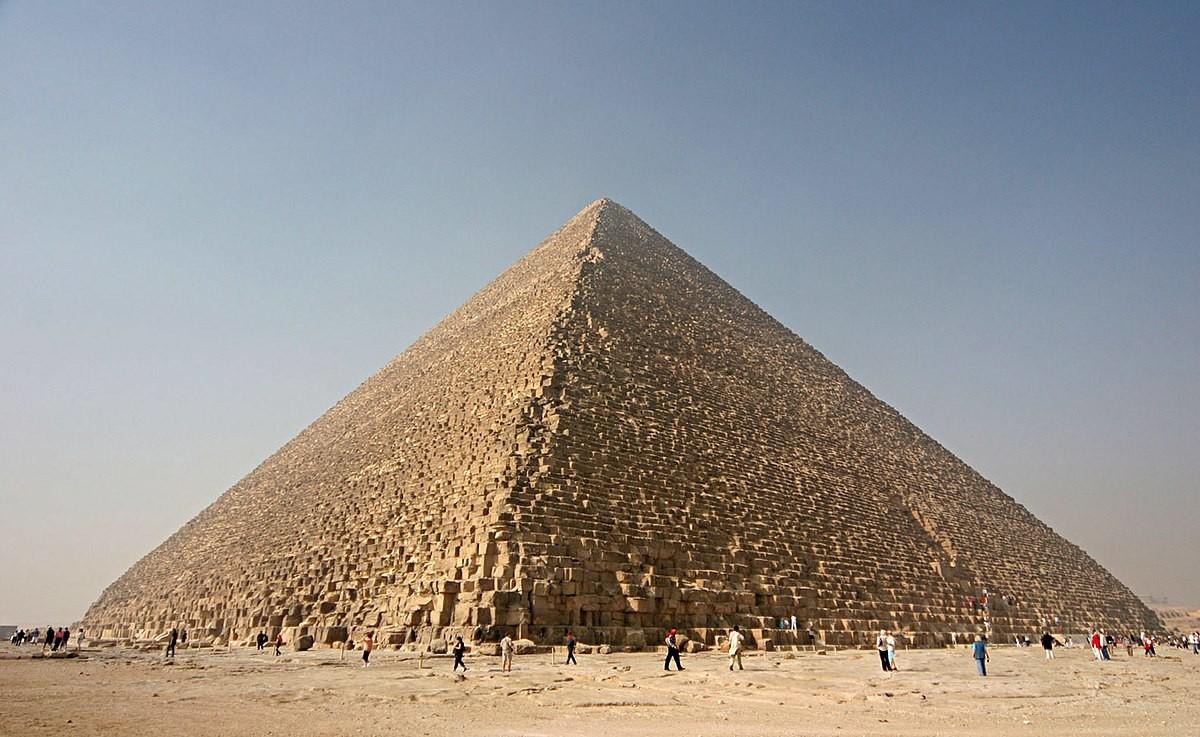 Giải mã được bí ẩn cách thức xây dựng kim tự tháp Giza