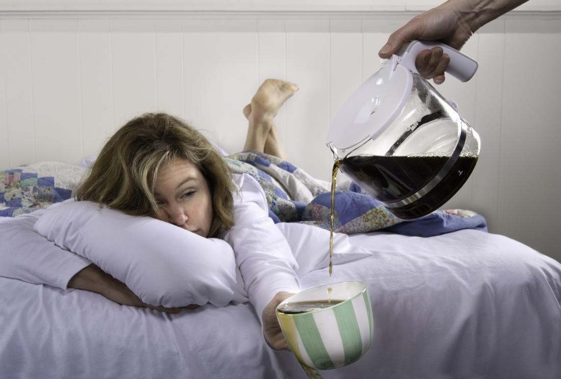 Ngưng uống cafe vào thời điểm này để không bị mất ngủ